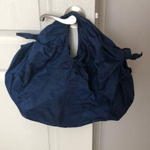 🆕 Gap Nylon Hobo Bag 🎀 Navy